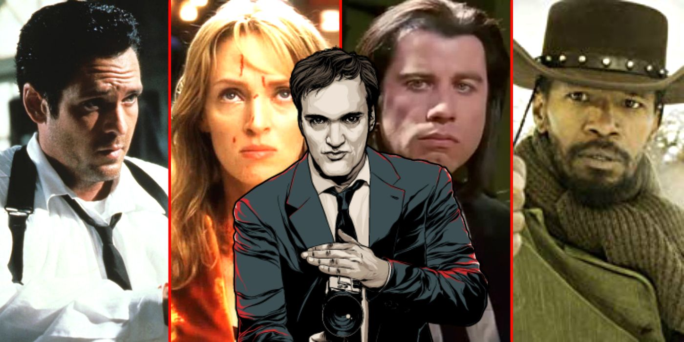 Quentin Tarantino Movie Shared Universe Explained Screen Rant
