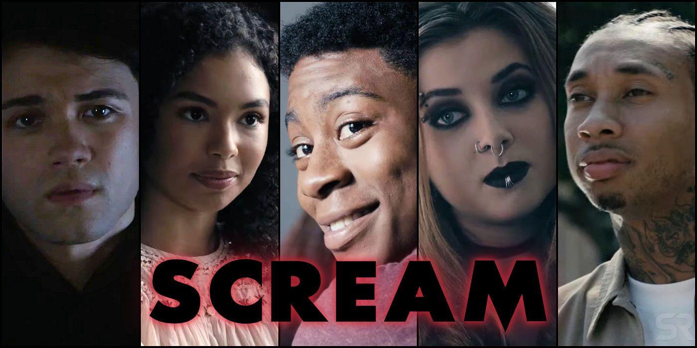 Scream Resurrection: Season 3 Cast & Character Guide | ScreenRant