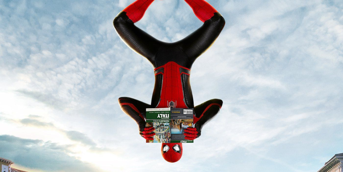 Spider-Man: Far From Home Writers Returning for Sequel