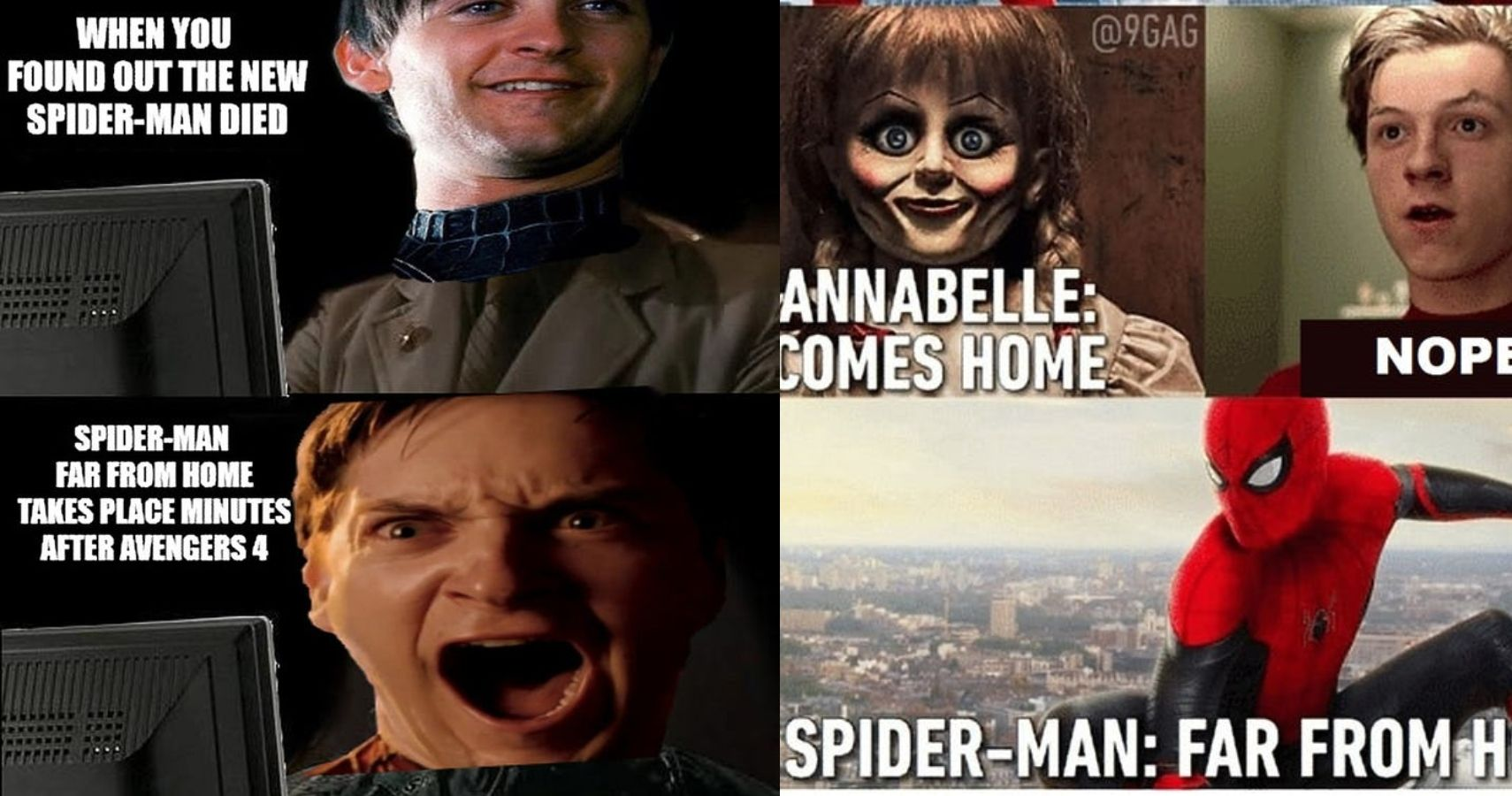 Spider-Man: Far From Home: 10 Best Memes The Internet Has