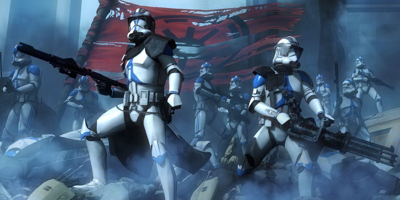 Star Wars Klon