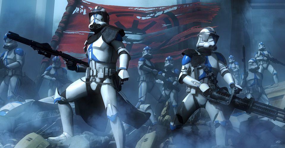 """Star Wars: The Clone Wars"""