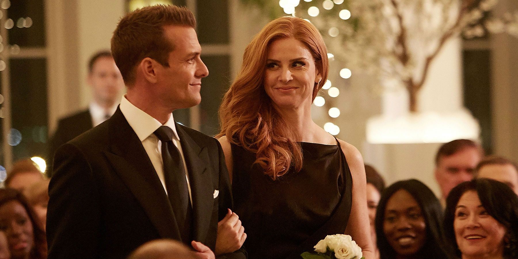 Suits Donna And Harvey