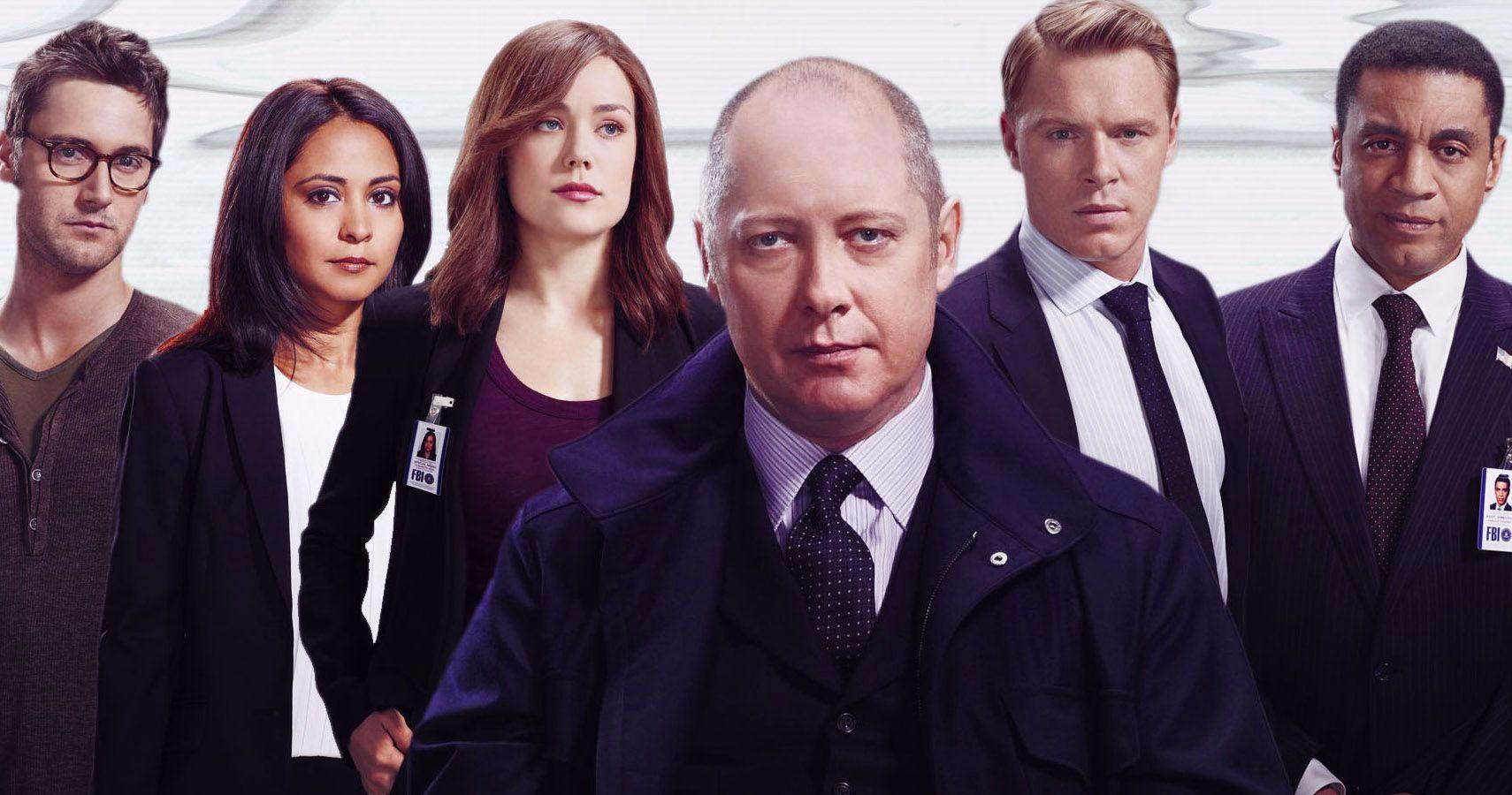 Blacklist Season 8 Cast