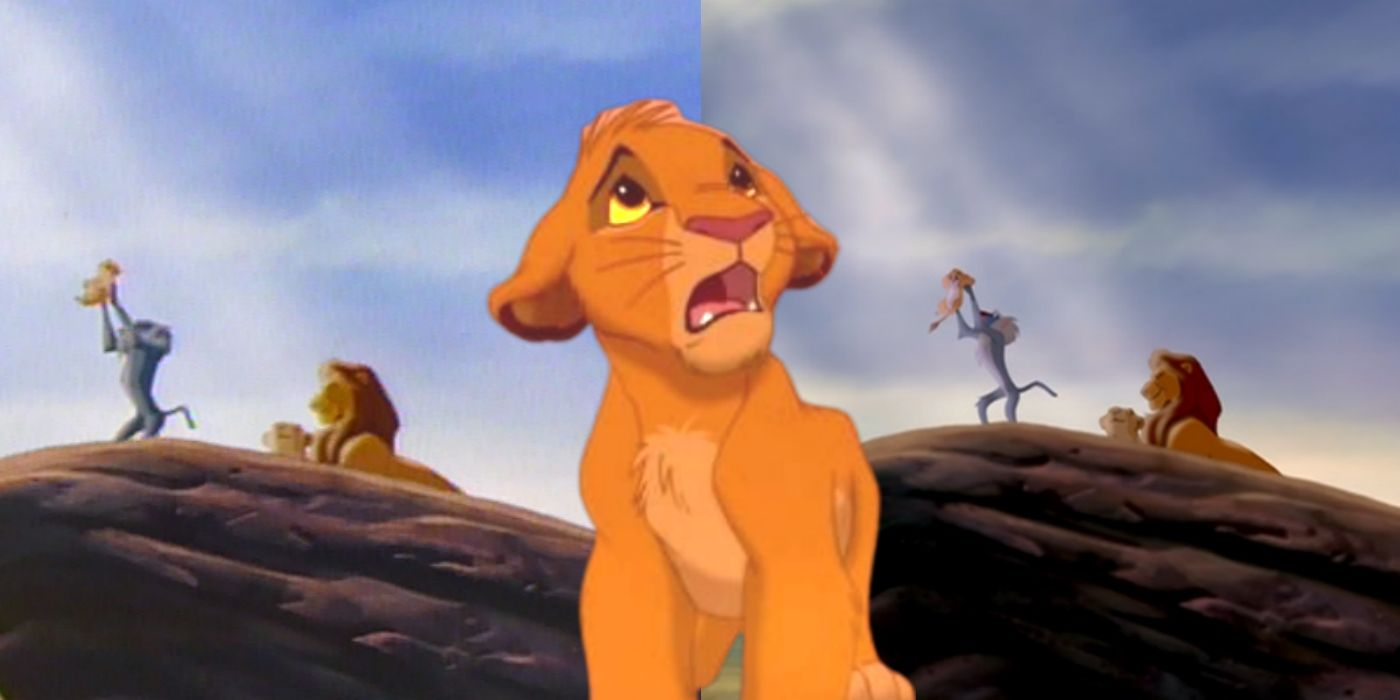 Disney Changed The Lion King In 2002 But Nobody Noticed
