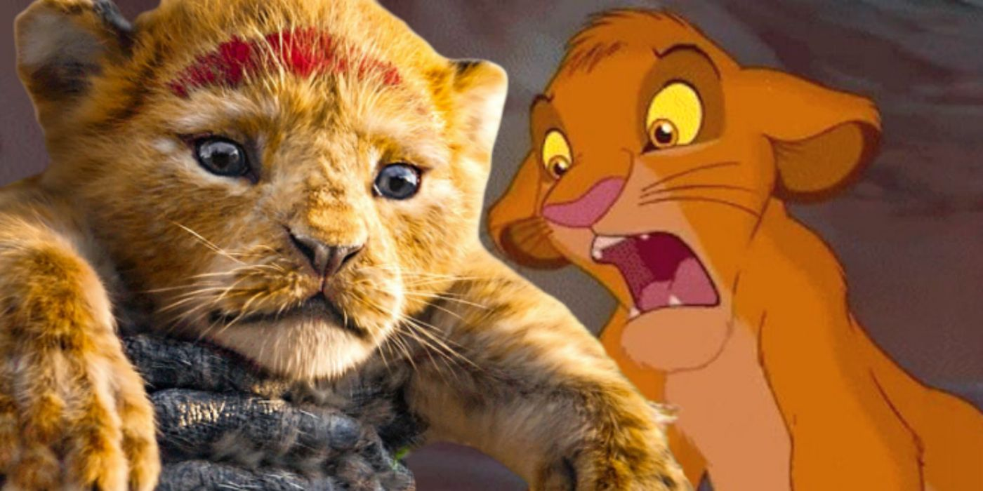 Tv And Movie News The Lion King 2019s Biggest Changes To