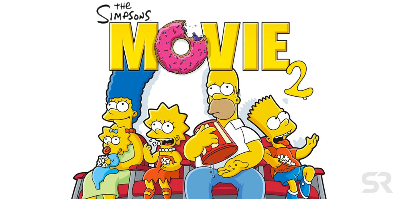 Image result for simpsons second movie