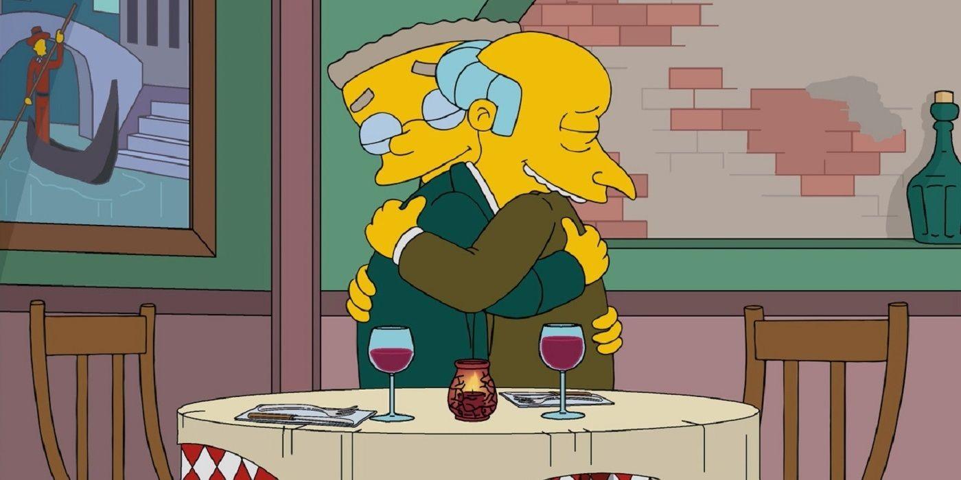 Os Simpsons: 10 detalhes que você perdeu sobre o Sr. Burns 5