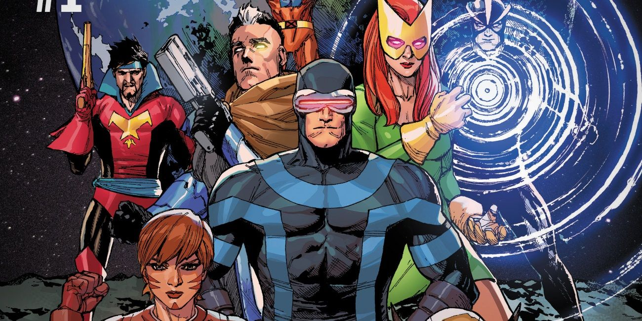 New X-MEN Teams Confirmed For Marvel's Next Reboot | ScreenRant