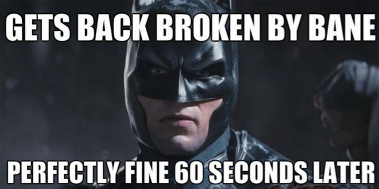 10 Hilarious Batman Logic Memes Only True DC Fans Will