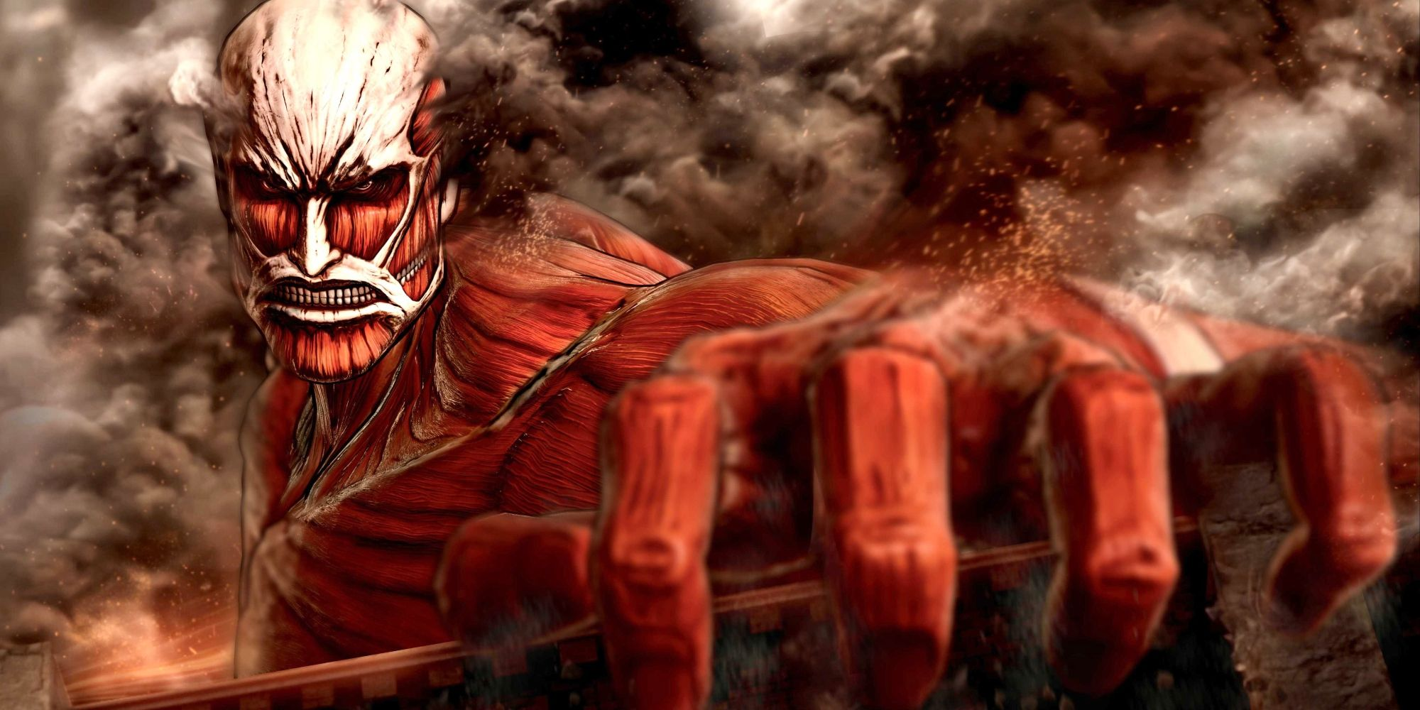 Attack On Titan Every Titan Shifter Explained Screen Rant