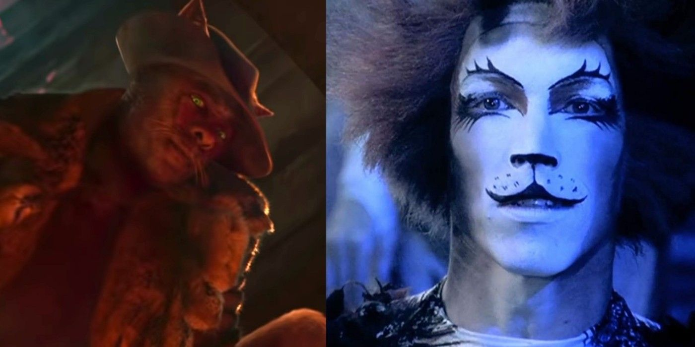 Cats Movie Cast \u0026 Character Guide What The Actors Look Like