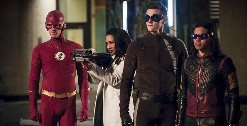 The Flash Season 6 Starts Filming | ScreenRant