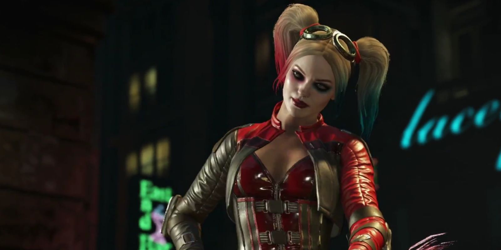 INJUSTICE 2 - All Harley Quinn Scenes - Story Mode - YouTube