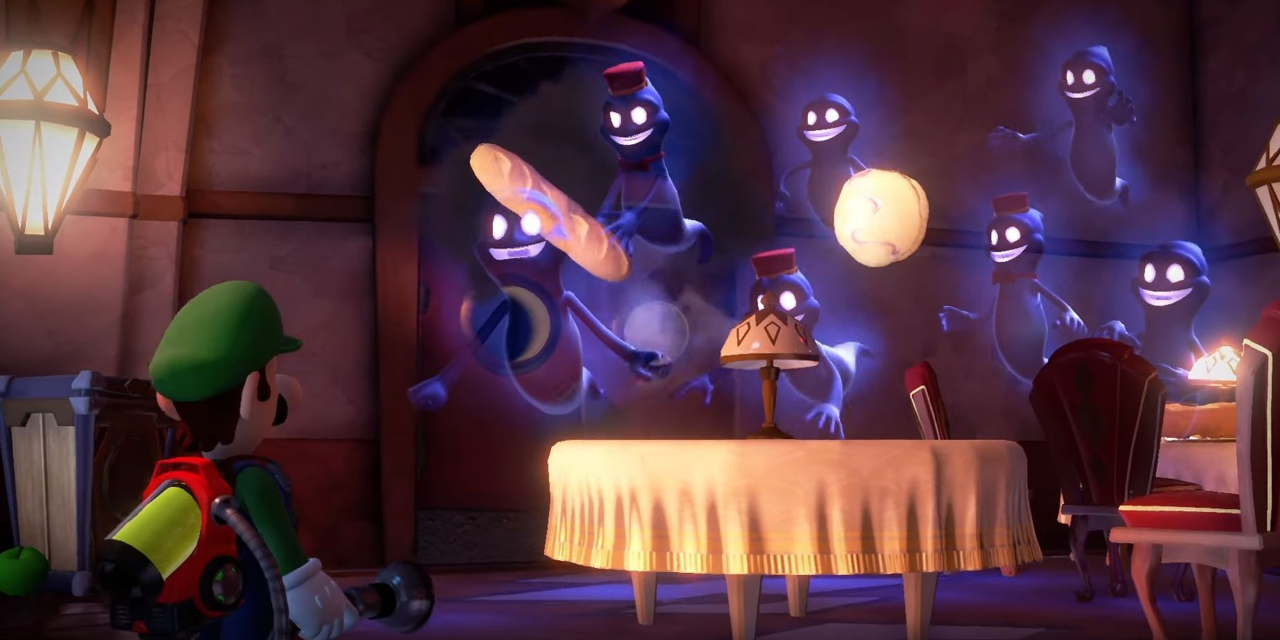 Luigi S Mansion 3 Release Date Is Perfect Screen Rant