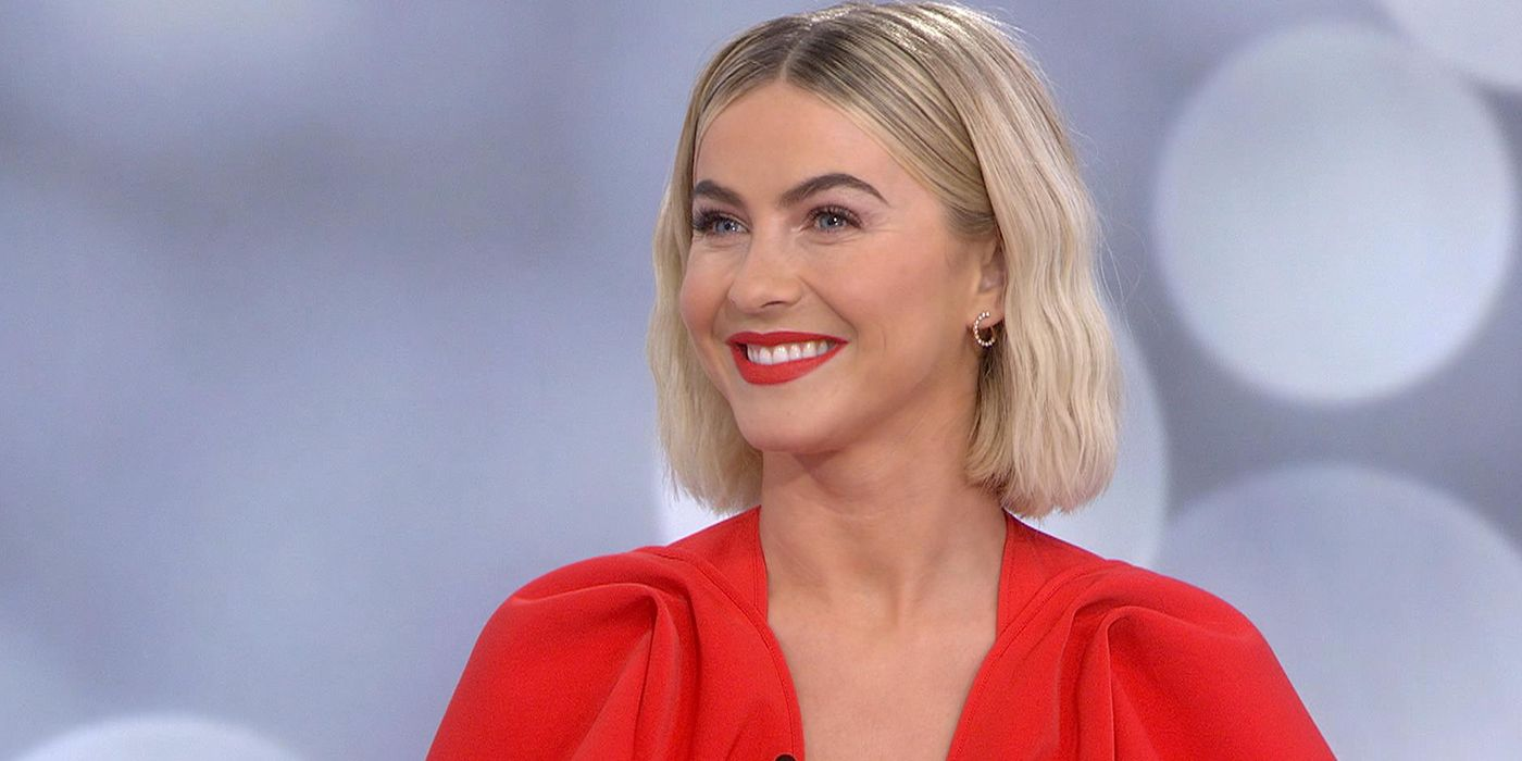 Julianne Hough Supports Gabrielle Union S Meeting With Agt Nbc