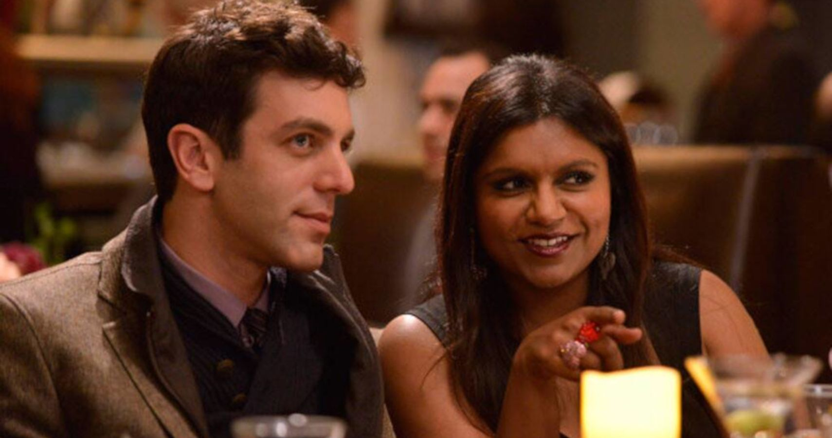Mindy e Danny dating nella vita reale Nairobi dating scena