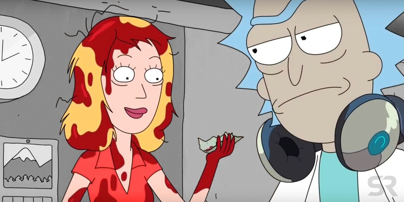 Why Beth Is Rick & Morty's Most Messed Up Character | Screen Rant
