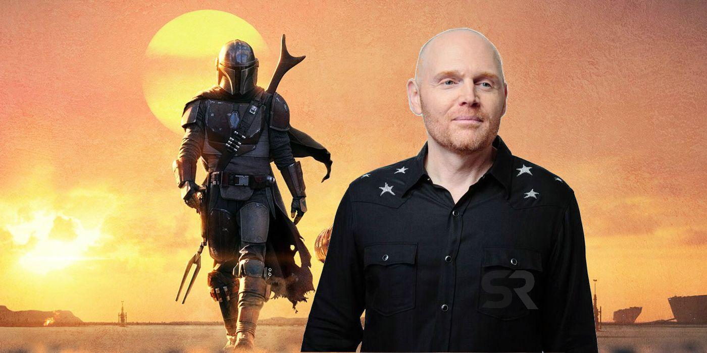 The Mandalorian Bill Burr Joins Star Wars Tv Series
