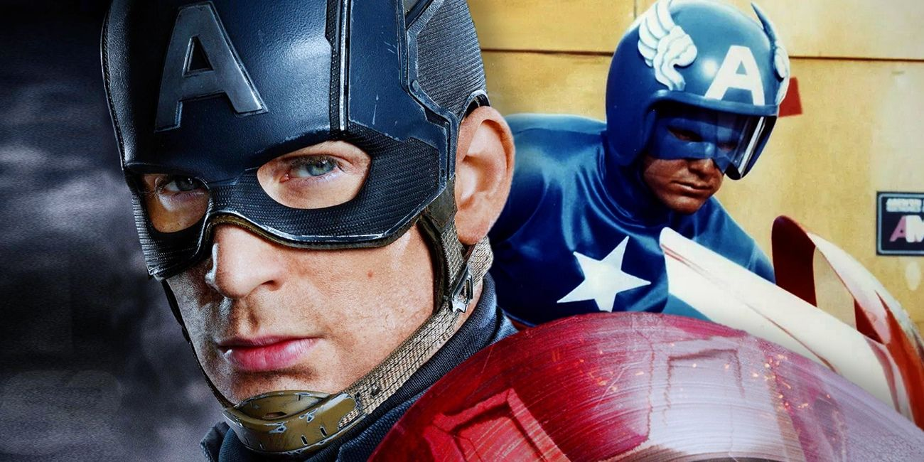 Captain America's WORST Movie Just Became Marvel Canon