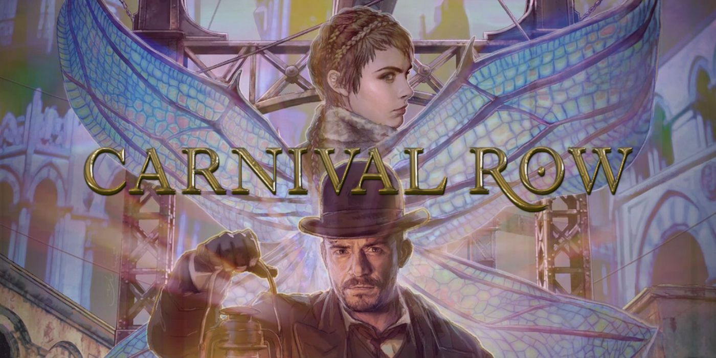 Risultati immagini per carnival row