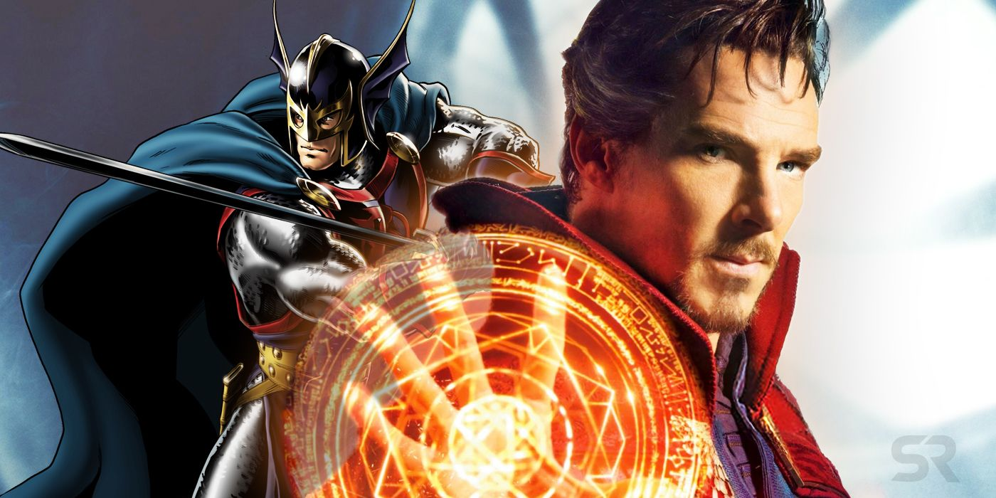 Doctor Strange's Magic Is Seriously Out Of Date | Screen Rant