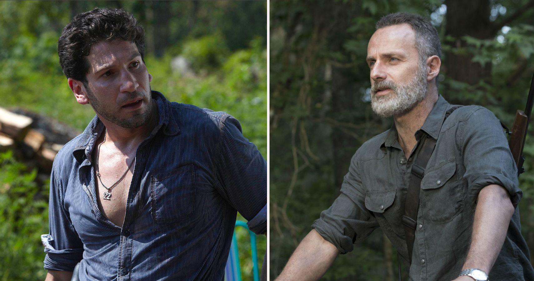 Every Walking Dead Season So Far, Ranked By Their Rotten