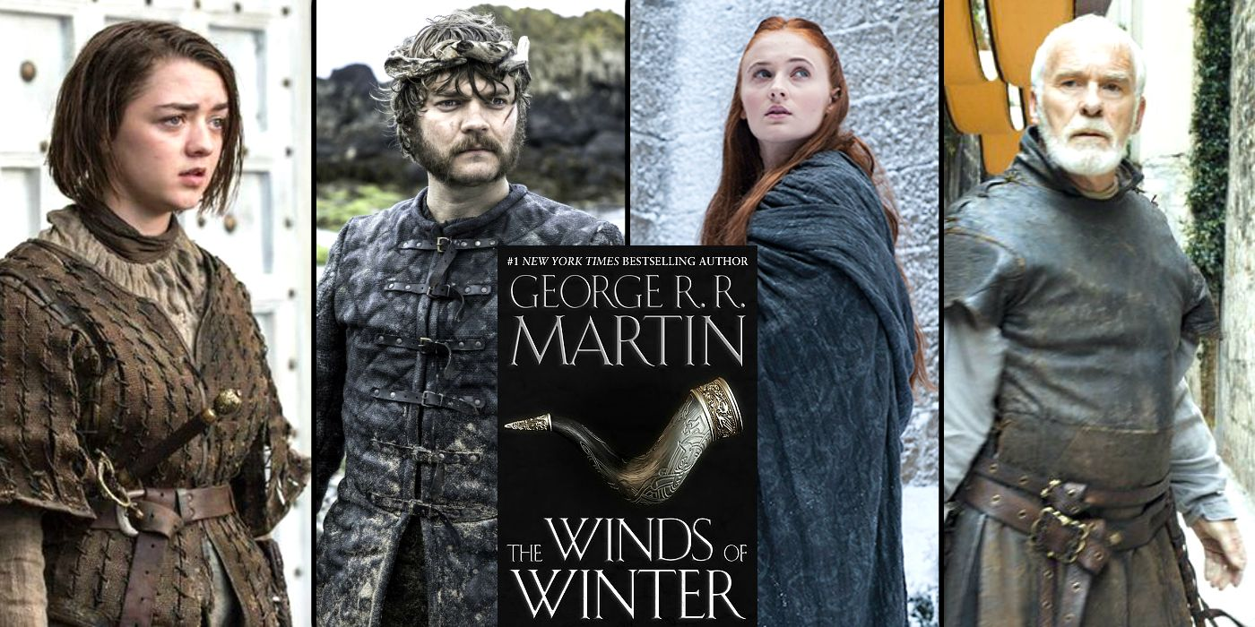Game of thrones winds of winter release date