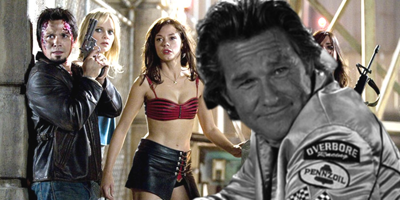 Planet Terror Is The Best Half Of Grindhouse (Not Death Proof)