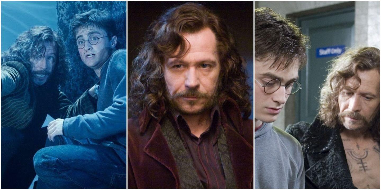 Sirius Black & Harry Potter