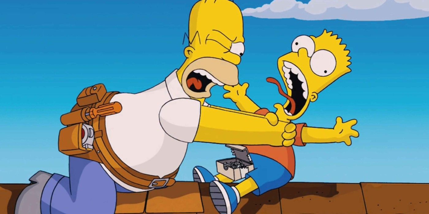 Teoria dos Simpsons: Bart está contando uma história no futuro 2
