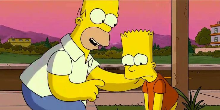 The Simpsons 10 Funniest Homer And Bart Moments Ranked