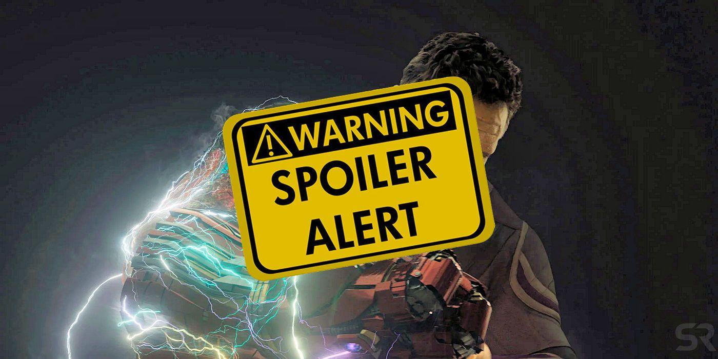 How Marvel Studios Keeps MCU Spoilers A Secret | Screen Rant