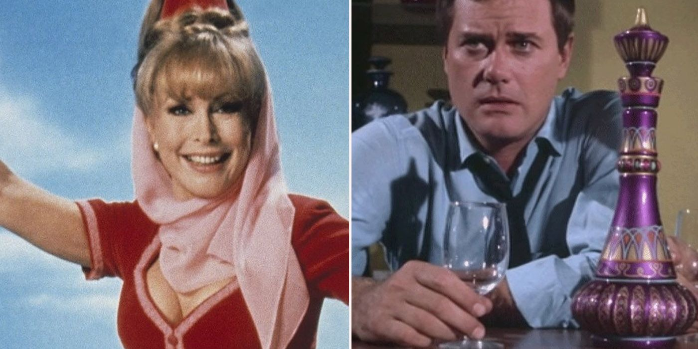 I Dream Of Jeannie 10 Hidden Details About The Main