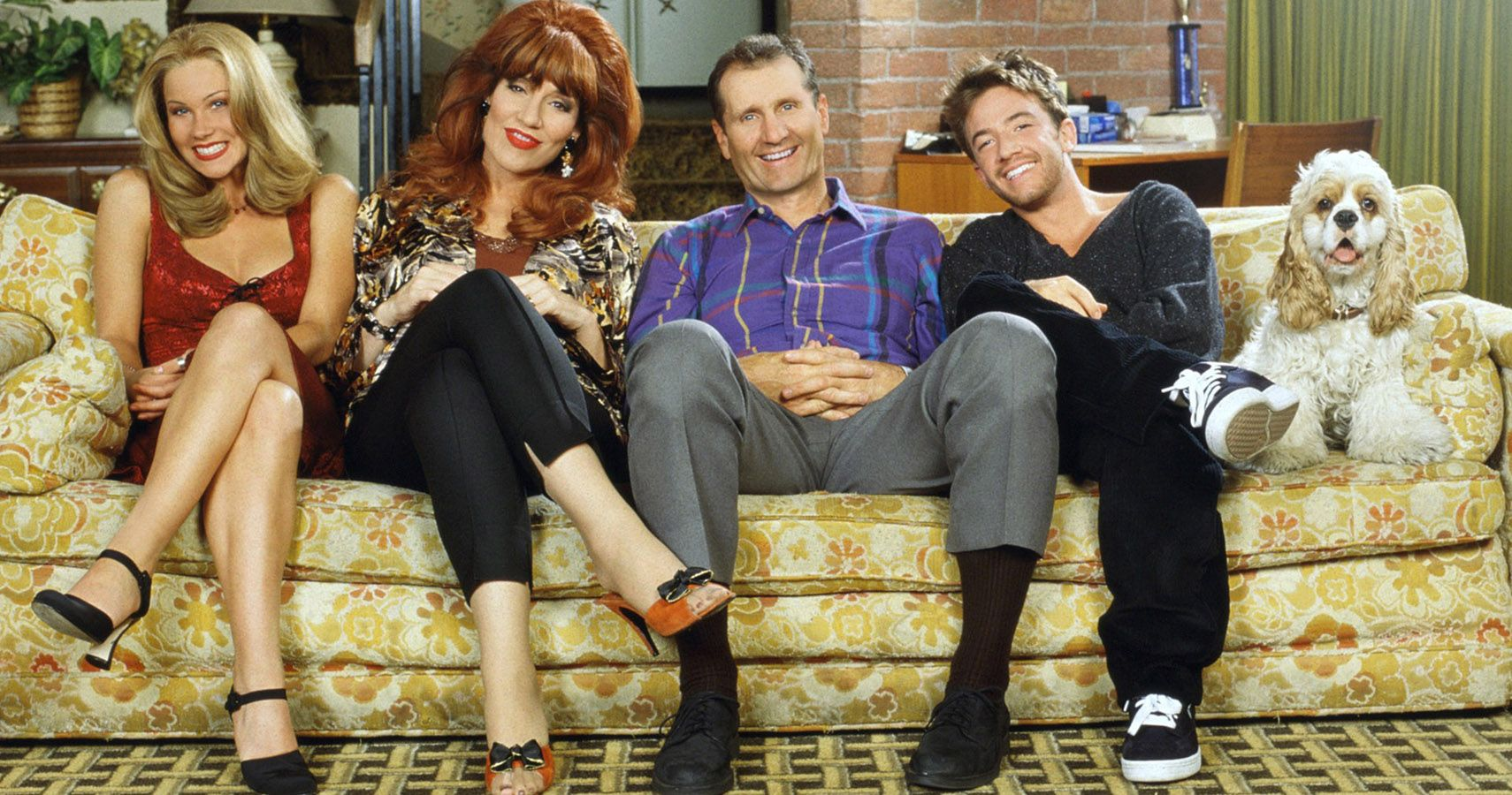 Married with Children: Ed ONeill Talks About the Failed