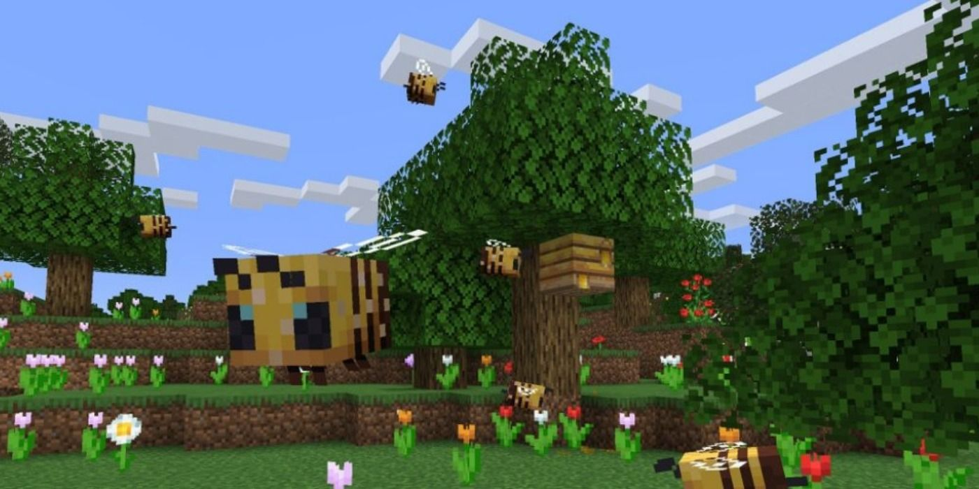 Minecraft's Newest Update Adds Bugs (But Not The Bad Kind)