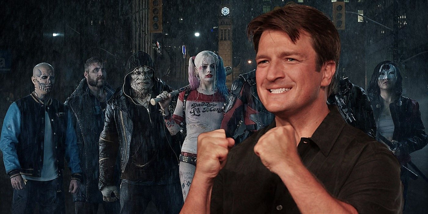 Suicide Squad: Nathan Fillion Joins James Gunn's Sequel in Mystery Role