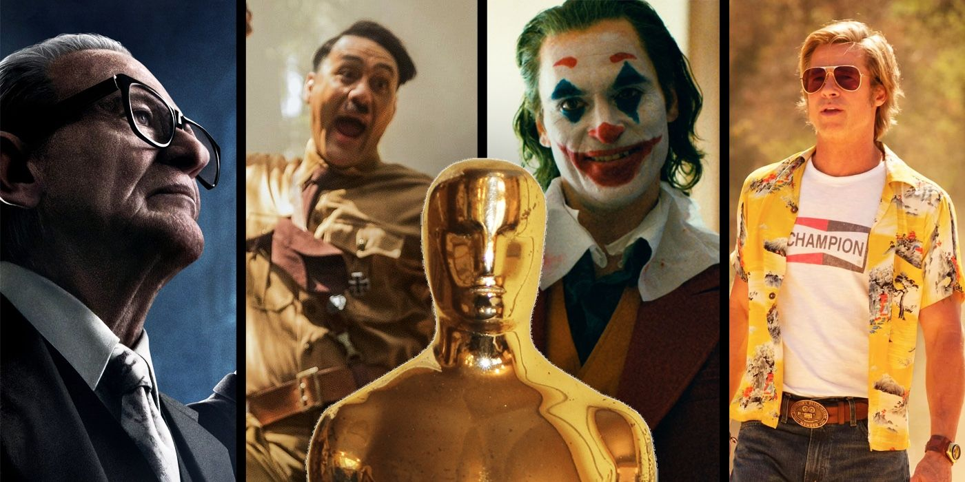 Best Actor Oscars 2020.Oscars 2020 Best Picture Predictions Odds Screen Rant