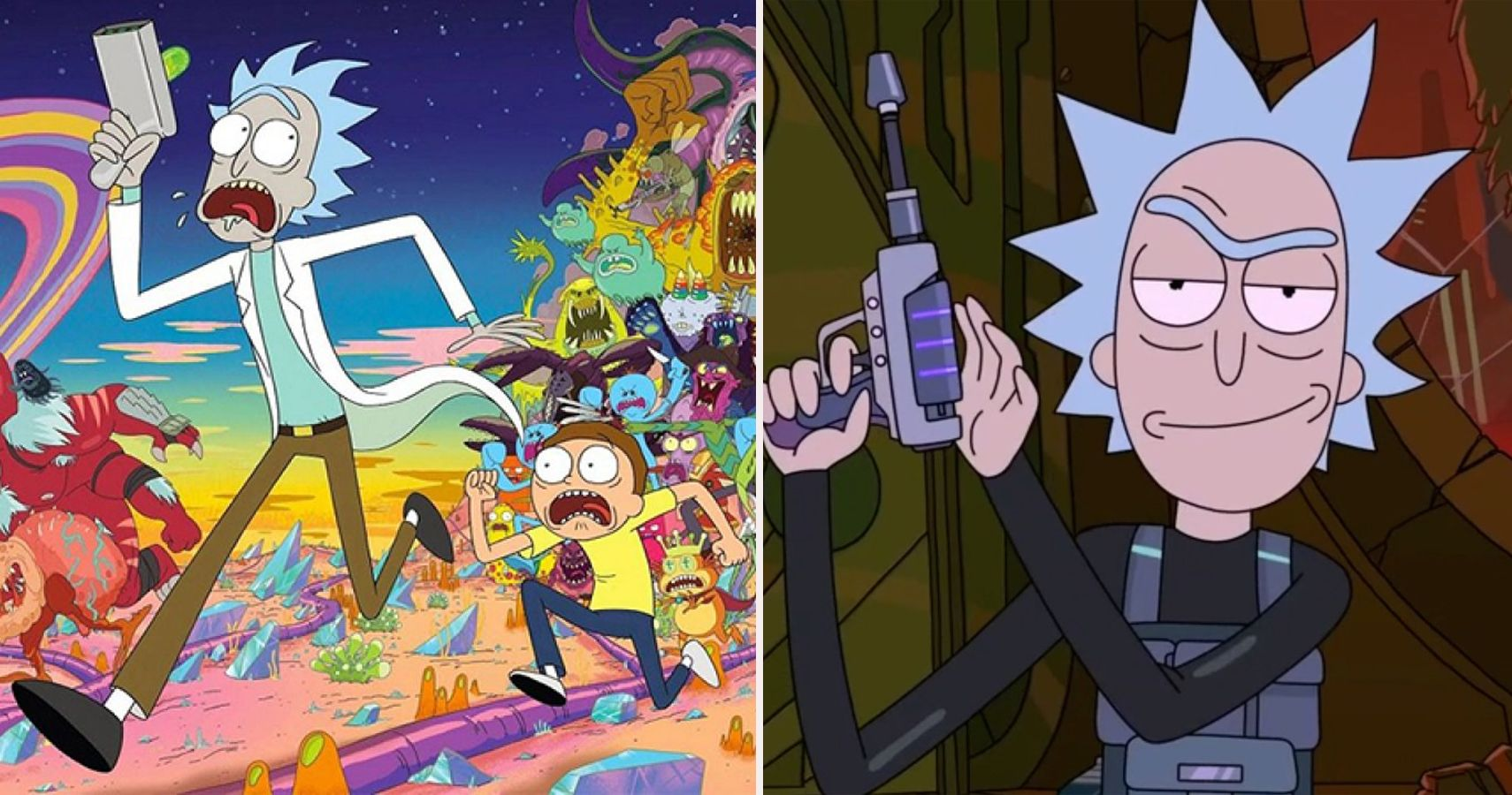 Rick And Morty: Rick\'s Top 14 Greatest Quotes (So Far)