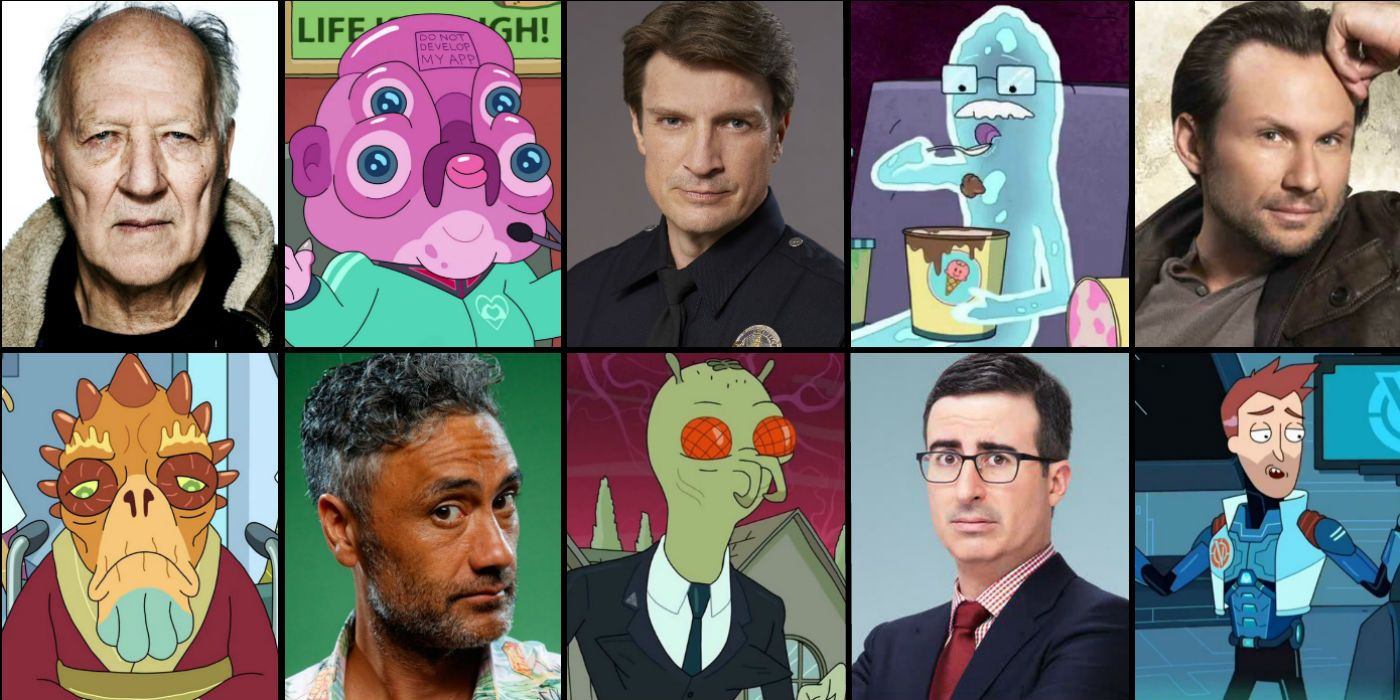 Rick and Morty: Every Celebrity Guest Voice Actor | Screen Rant