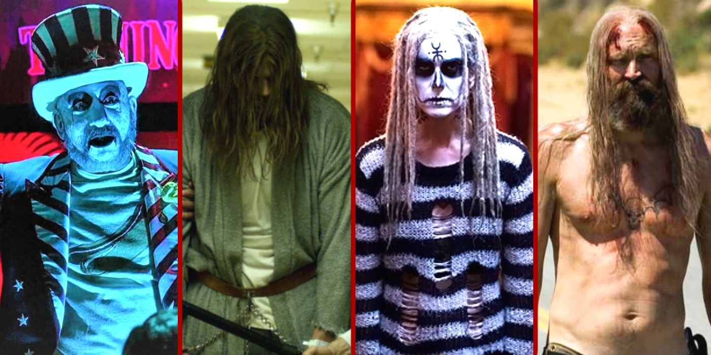 All Rob Zombie Movies Ranked, Worst To Best | Screen Rant