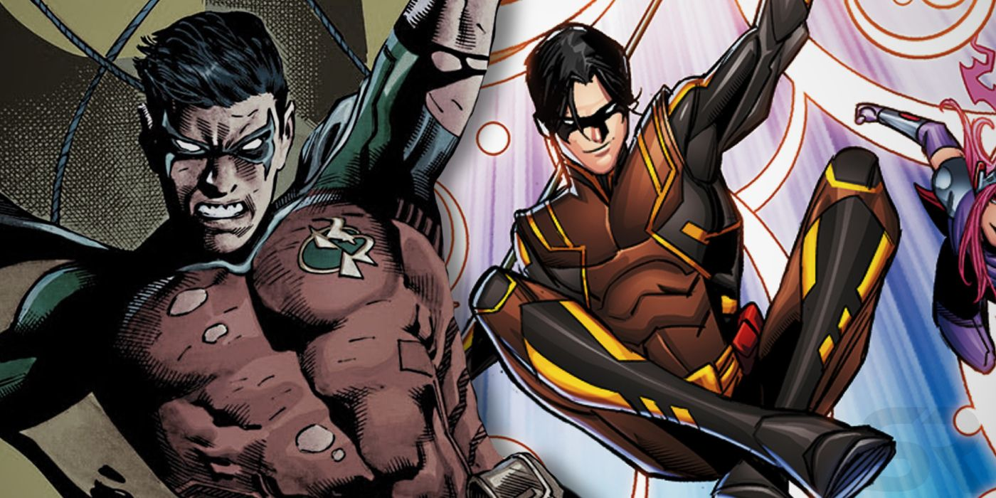 Tim Drake as Robin in Young Justice | Nightwing young ... |Young Justice Tim Drake Red Robin