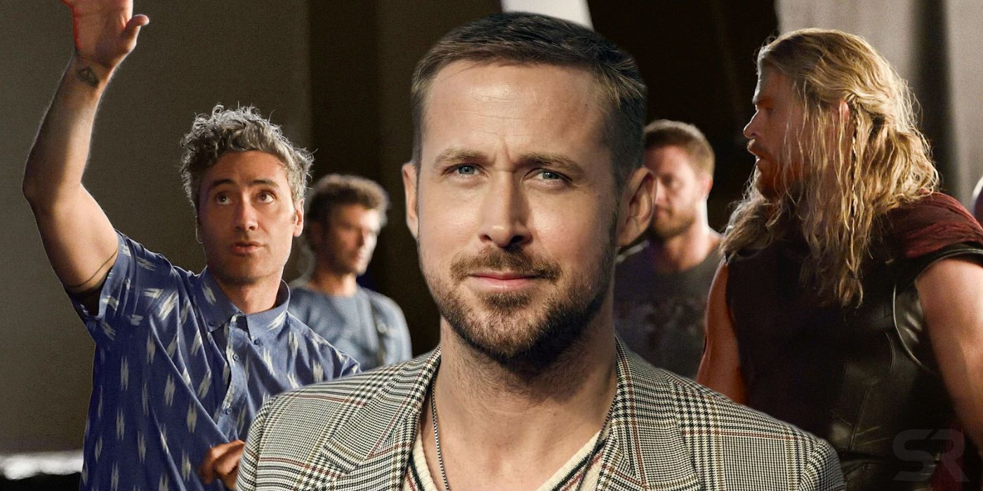 Thor 4 Director Taika Waititi Has Lunch With Ryan Gosling