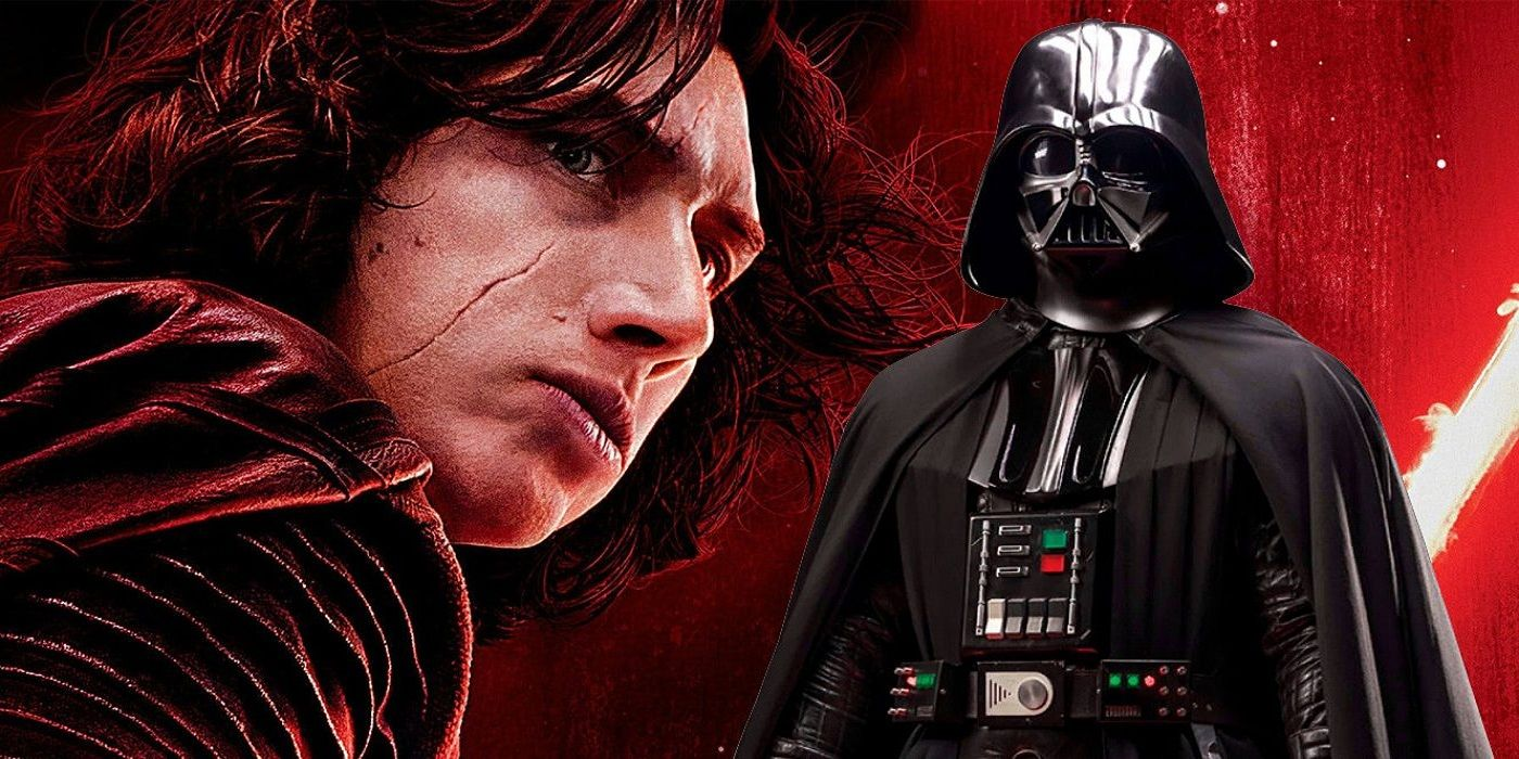 Kylo Ren's Sith Trooper Legion Is Named After Vader's Army