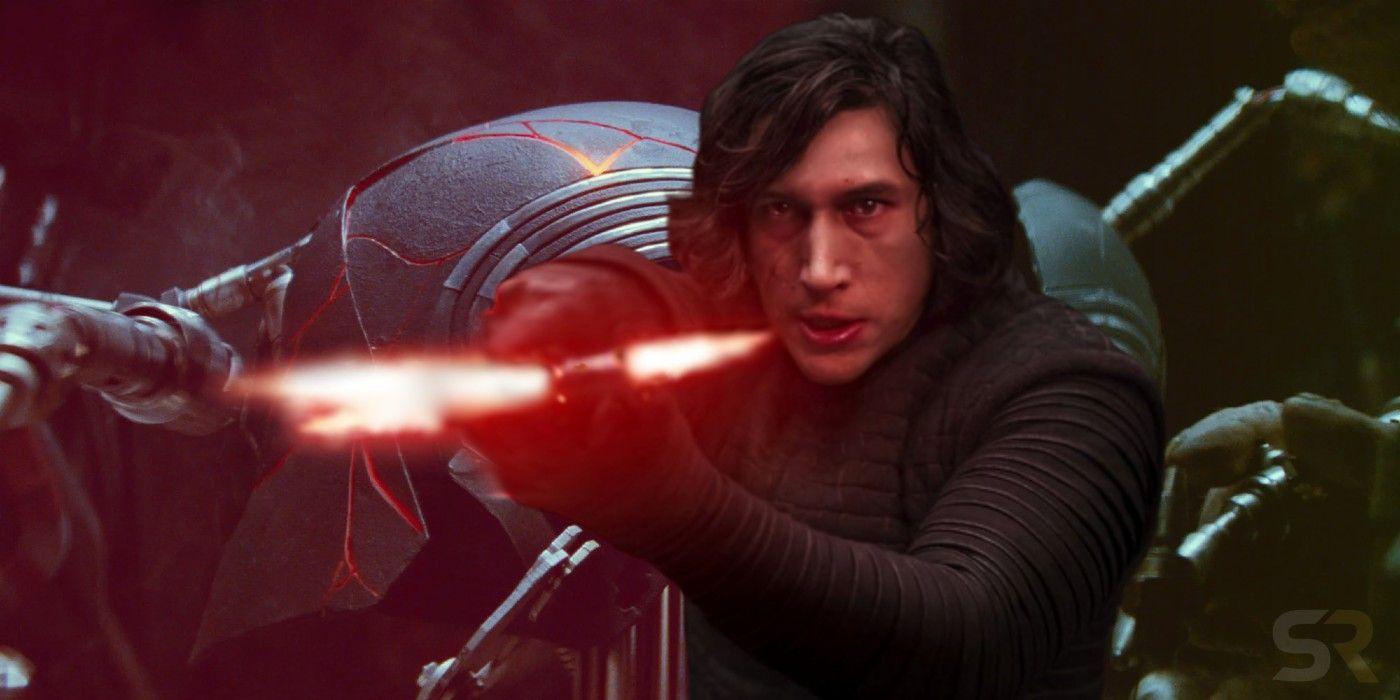 Evidence Kylo Ren Is Reverting To His Force Awakens' Self In Star Wars 9