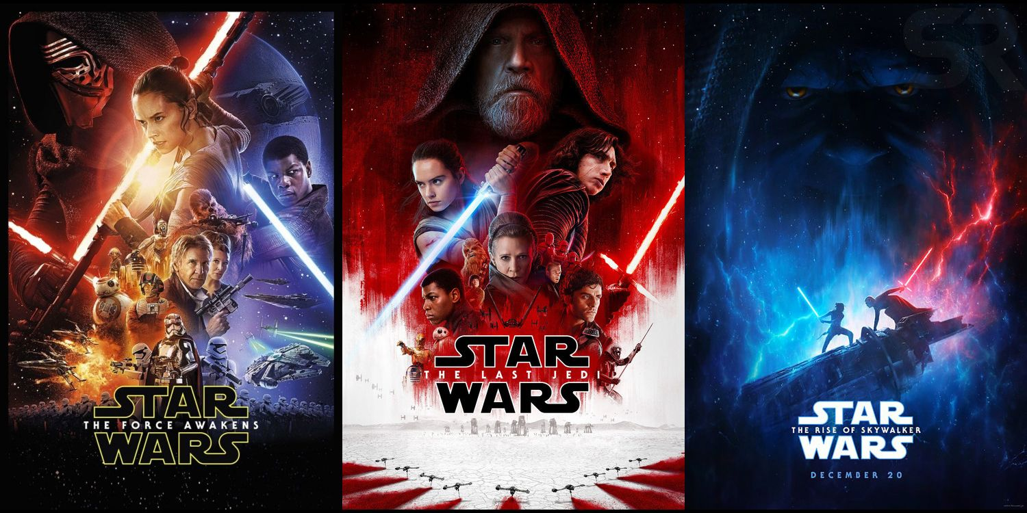 Image result for star wars third trilogy