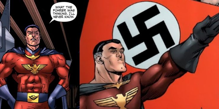 Image result for the boys comic stormfront