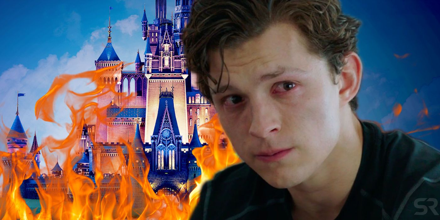 It S Been A Bad Week For Tom Holland Screen Rant