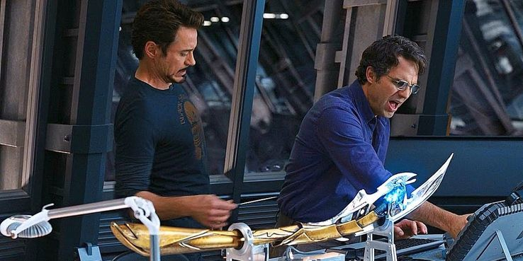 Science Bros: 10 Best Tony Stark/Bruce Banner Moments In The MCU