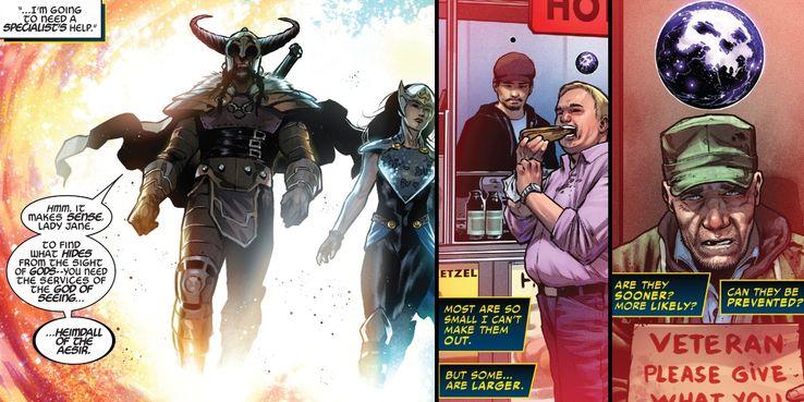 Marvel Just Killed Off Thor's Best Friend, [SPOILER]